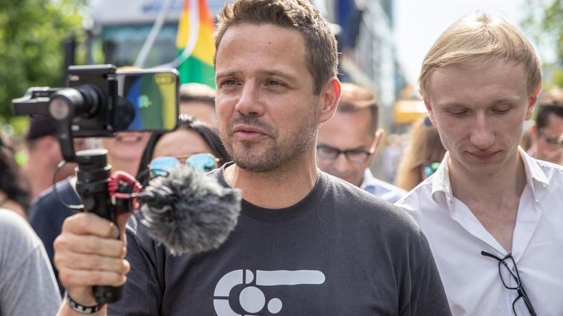 Wybory 2018. Środowiska LGBT apelują do Rafała Trzaskowskiego o podpisanie karty LGBT+