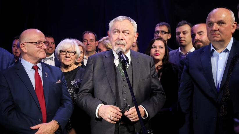 Wybory 2018. Wyniki wyborów w Krakowie. Jacek Majchrowski