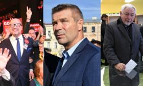 Wybory samorządowe 2018. Druga tura. OFICJALNE WYNIKI