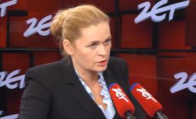 Barbara Nowacka w Radiu ZET: udało nam się zatrzymać PiS