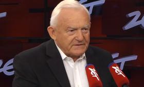Leszek Miller w Radiu ZET: Czarzasty nie dał mi szansy, aby głosować na kandydata SLD