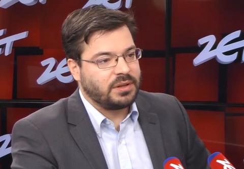 Stanisław Tyszka w Radiu ZET: Jakim trzeba być człowiekiem, żeby się cieszyć z tego, że ktoś złamał rękę?