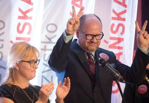 """Wybory 2018. Sondaż Radia ZET i """"Rzeczpospolitej"""" w Gdańsku. Adamowicz przed Płażyńskim"""