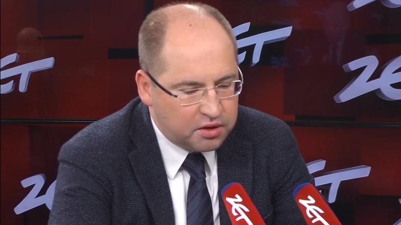 Adam Bielan w Radiu ZET: Wynik wyborów? Tak, on jest zagrożony