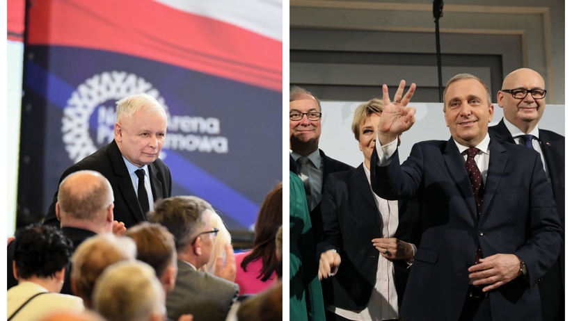 PiS i Koalicja Europejska idą łeb w łeb. Nowy sondaż