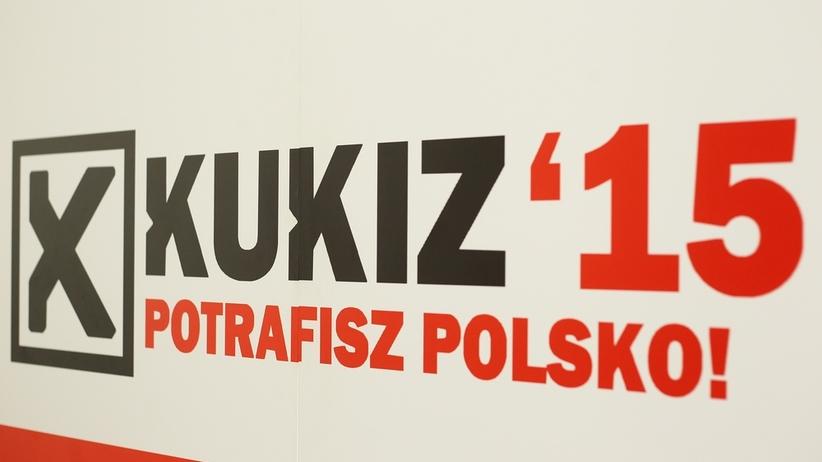 Kukiz'15 zarejestrował listy kandydatów do PE we wszystkich okręgach