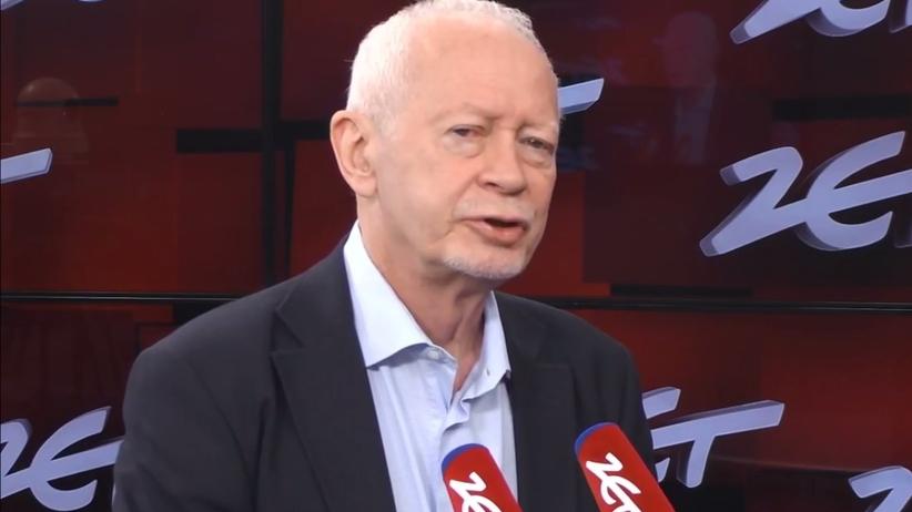 Michał Boni w Radiu ZET o słabym miejscu na liście do PE: Nie byłem zadowolony