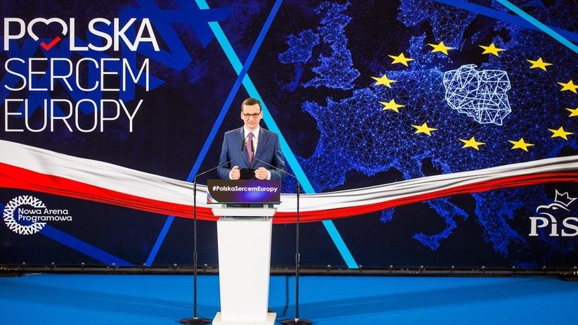Program wyborczy Prawa i Sprawiedliwości 2019: wybory do Parlamentu Europejskiego [PROGRAM POLITYCZNY PiS]