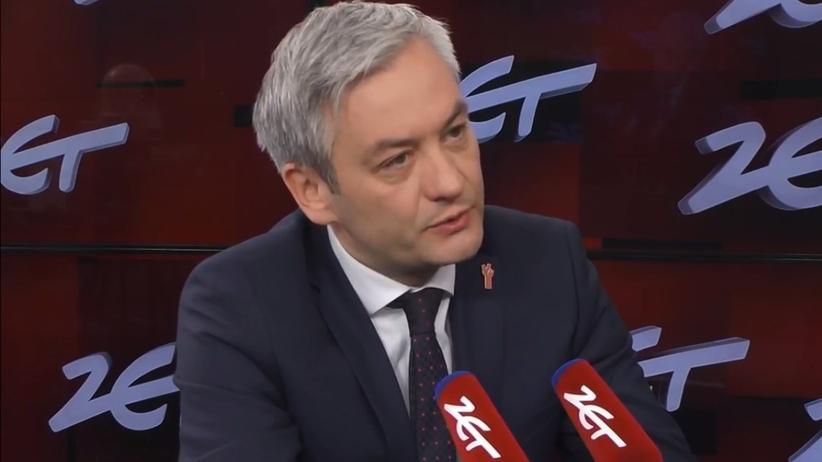Robert Biedroń w Radiu ZET: Mamy sondaże, które są około 14 proc. My te 10 mandatów zdobędziemy