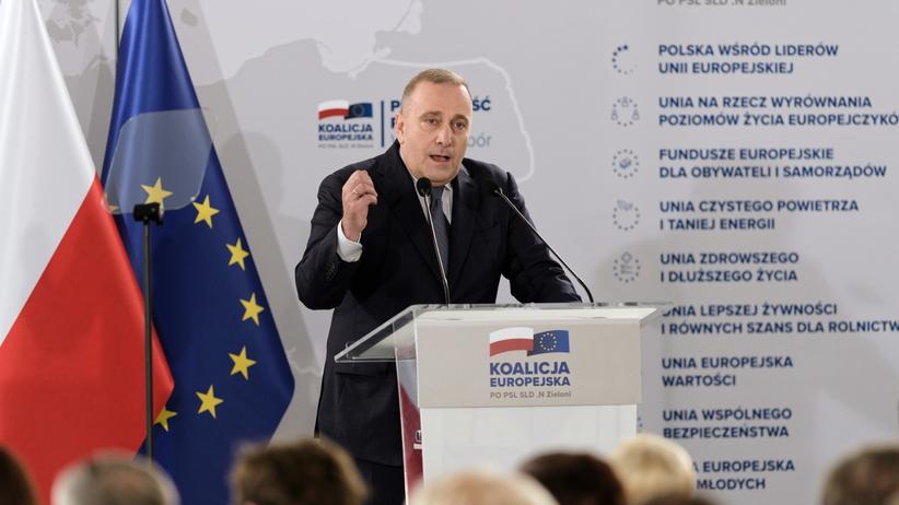 Schetyna: Dziś Polska nie zostałaby przyjęta do Unii