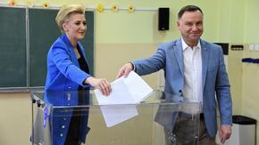 Politycy głosują w wyborach do Parlamentu Europejskiego: Ja już. A Wy?