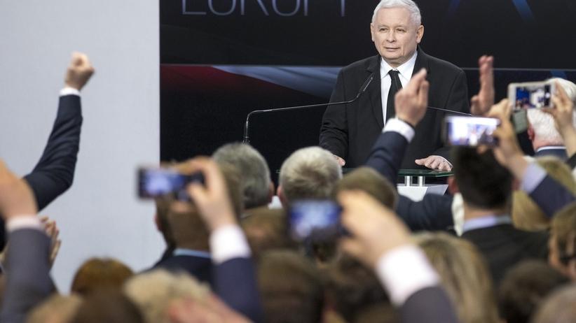 Wybory do Europarlamentu. Kaczyński złamał ciszę wyborczą PKW komentuje