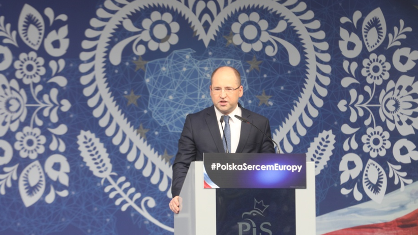 PiS i KE idą łeb w łeb. Bielan przypomniał wynik wyborów z 2014 roku