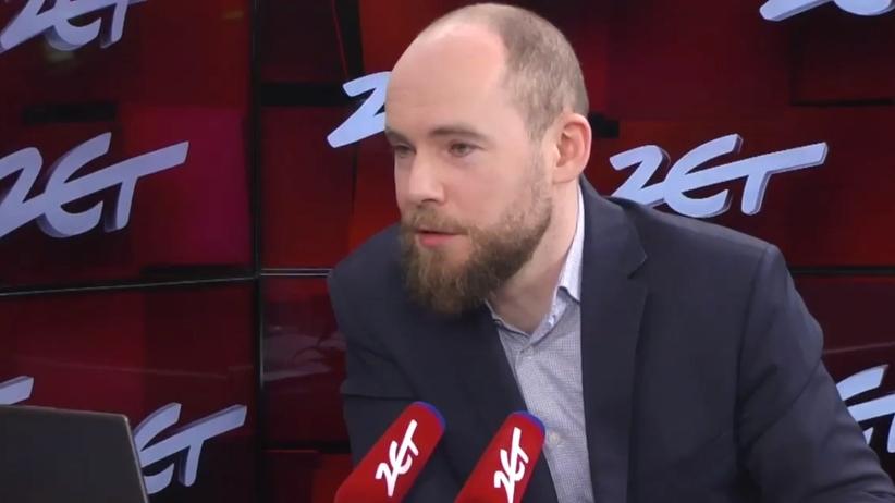 Gość Łukasza Konarskiego w Radio ZET
