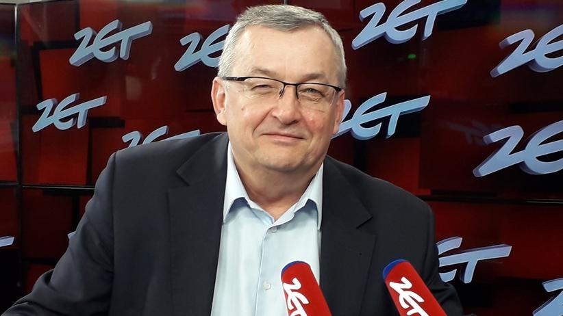 Andrzej Adamczyk w Radiu ZET: Spełniliśmy wszystkie oczekiwania taksówkarzy. Wyczerpały się podstawy do ich protestu