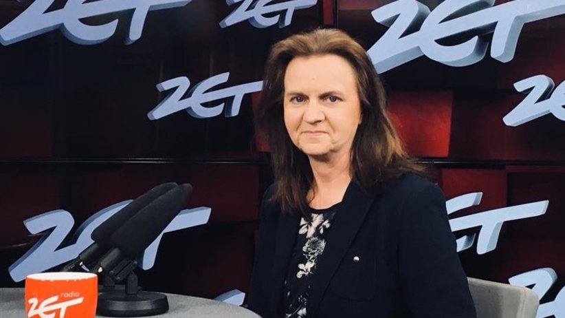 Prezes ZUS Gertruda Uścińska