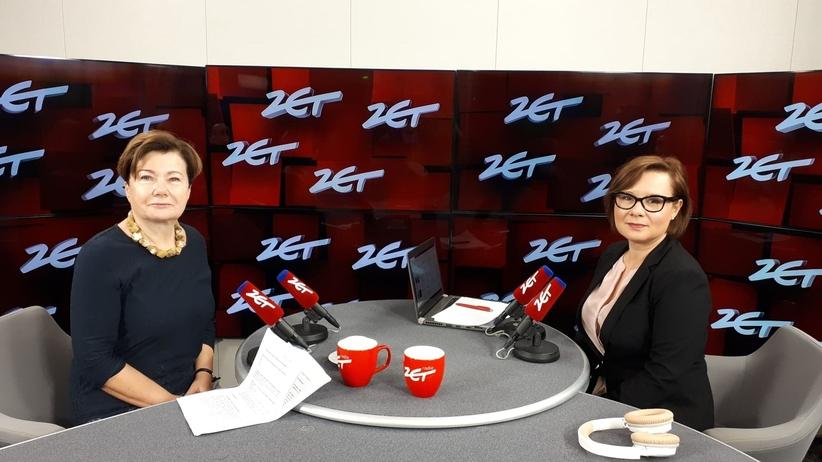 Gość Radia ZET. Hanna Gronkiewicz-Waltz u Joanny Komolki. 27.09.2019
