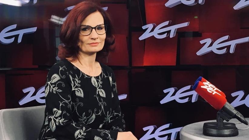 Szefowa KBW Magdalena Pietrzak