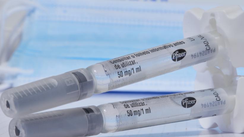 Szczepionka Pfizer