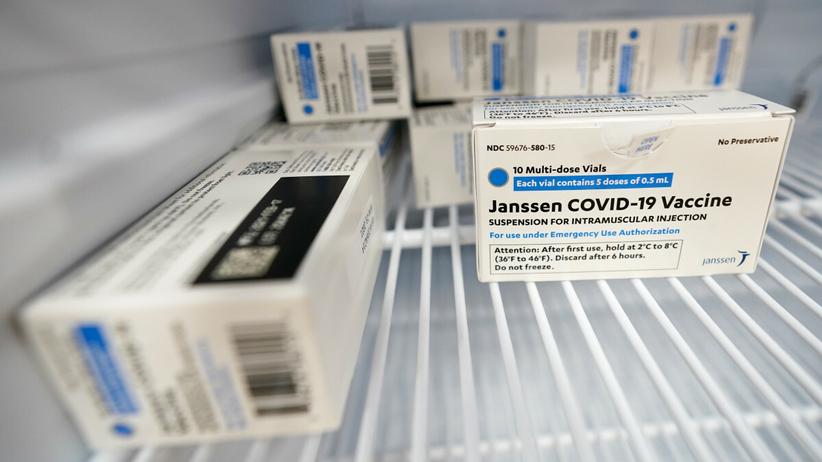 szczepionka przeciw COVID-19 firmy Janssen Pharmaceutica