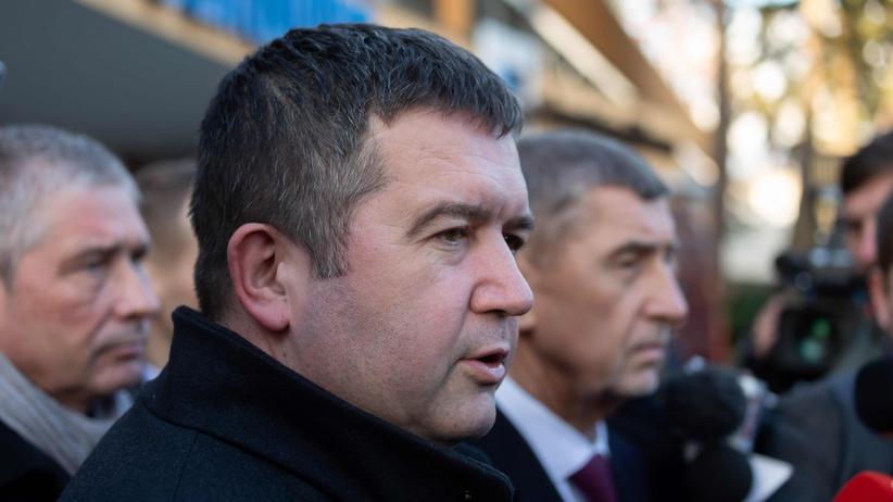 Jan Hamacek, szef MWS Czech