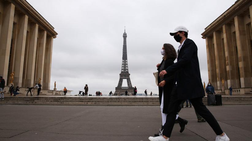Francja z kolejnym dobowym rekordem zakazen koronawirusem