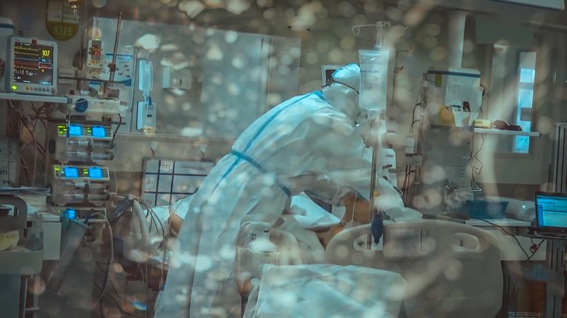 Zmarł pacjent chory na Covid-19