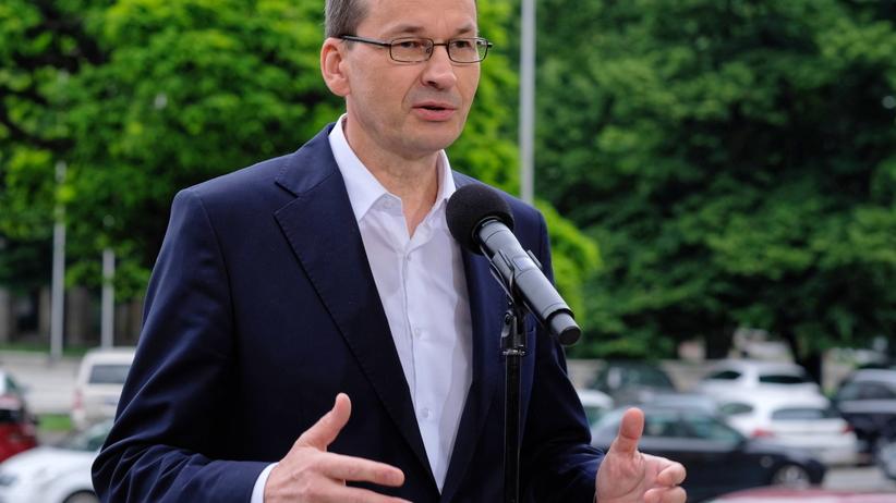 """Morawiecki zapowiada duży wzrost zakażeń. """"Testowane są bardzo duże grupy"""""""
