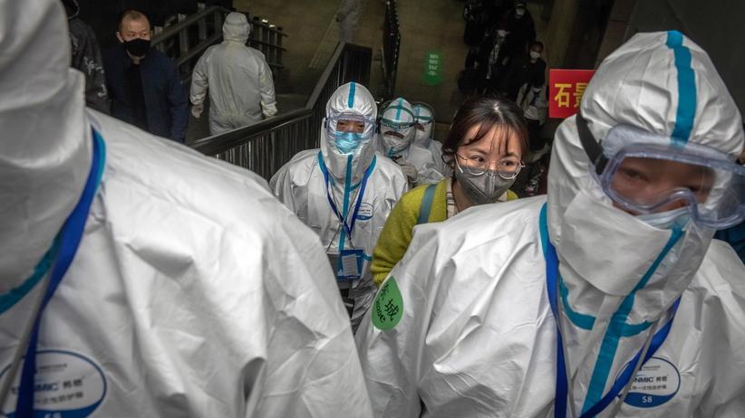 Chiny obawiają się drugiej fali koronawirusa
