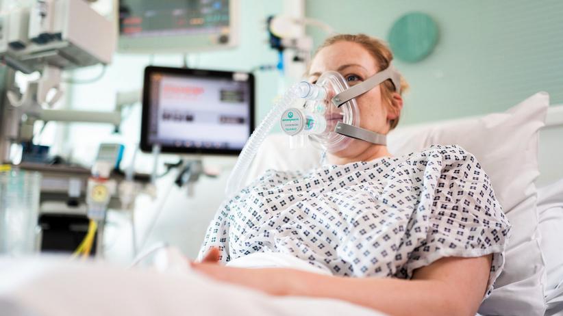 Epidemia koronawirusa, kończą się wolne respiratory