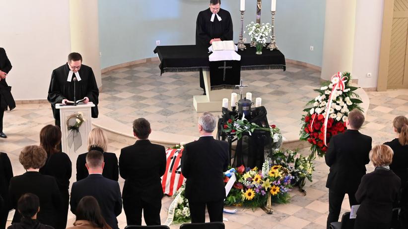 pogrzeb Jerzego Pilcha