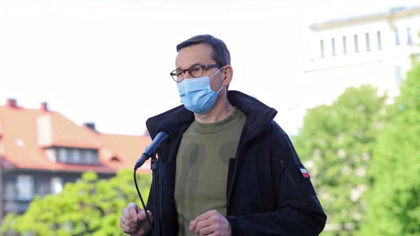 """Morawiecki zabrał głos ws. odcięcia Śląska. """"Sytuacja jest opanowana"""""""