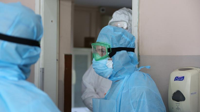 Koronawirus w Kędzierzynie-Koźlu. Polscy lekarze uratowali zakażoną i jej dziecko