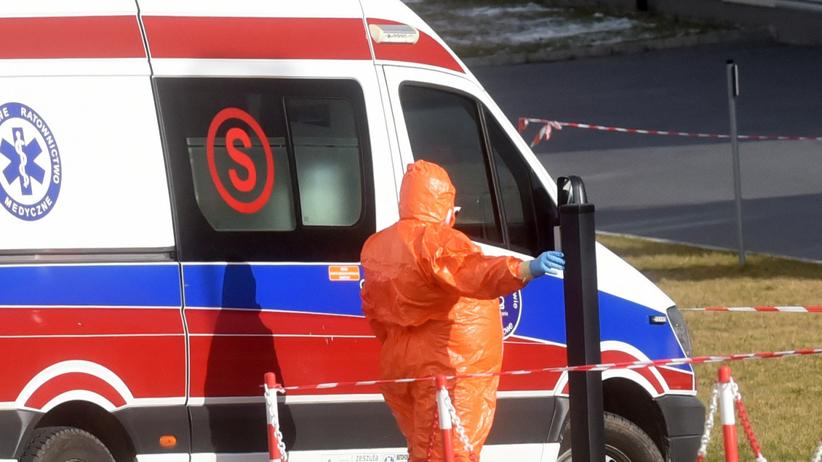 Szpital zakaźny w Krakowie