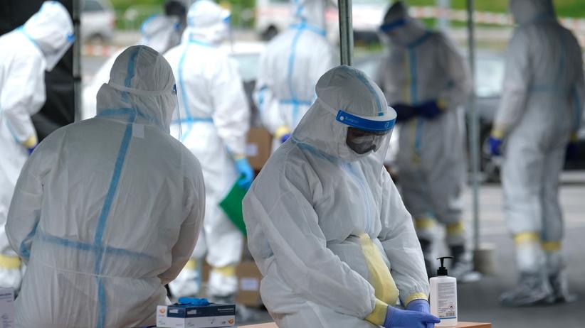 Koronawirus. Tylko 17 nowych zakażeń na Śląsku. Już prawie tysiąc ofiar