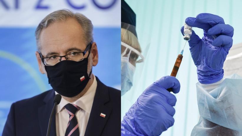 Szczepionka na koronawirusa. Chcą zaszczepić wszystkich dorosłych Polaków