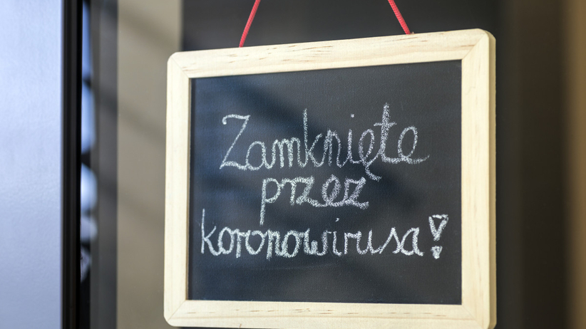 Koronawirus w Polsce. Lockdown