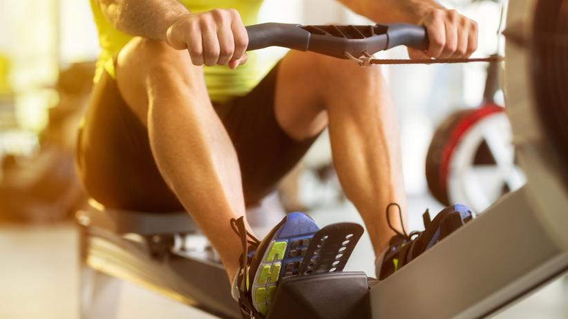 Klub fitness jako sklep i kościół