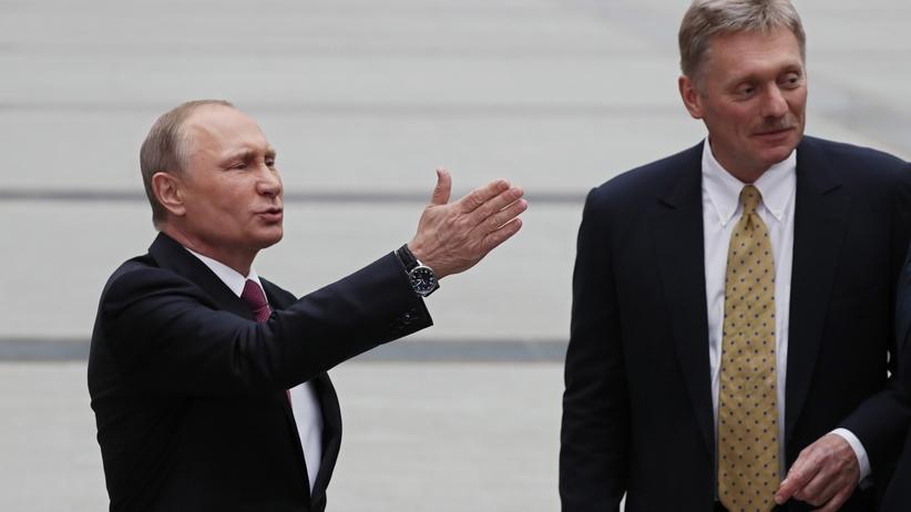 Putin Pieskow