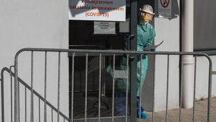 Ognisko koronawirusa w szpitalu dziecięcym. Zakażonych ponad 30 osób