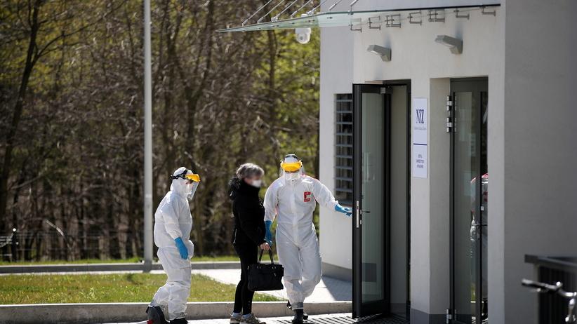 w tych miejscach w Polsce doszło do wzrostu zakażeń koronawirusem