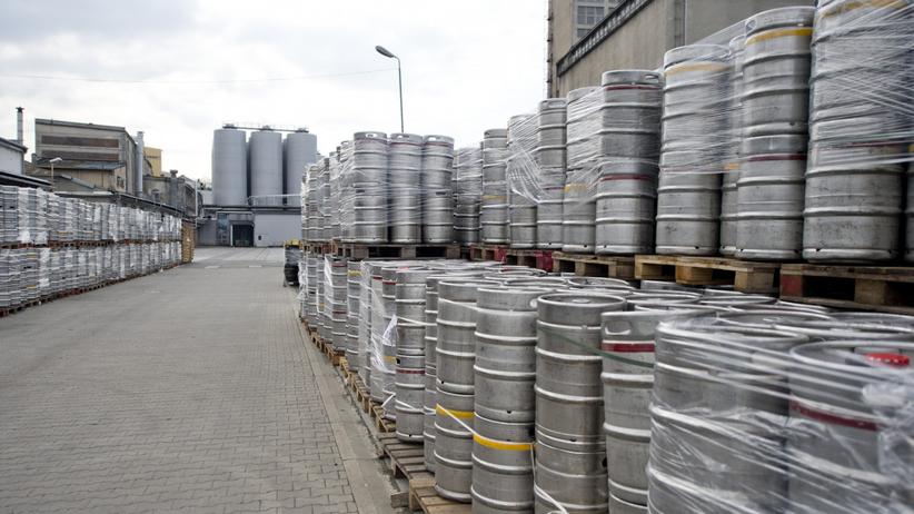 10 milionów litrów piwa do utylizacji