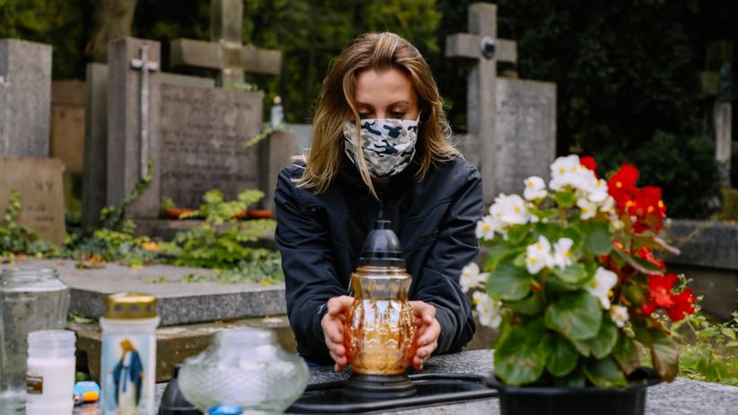 Cmentarze, epidemia koronawirusa