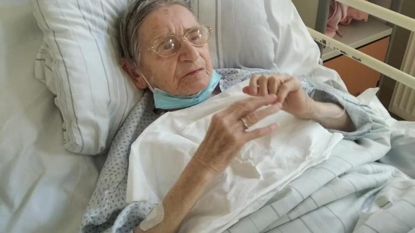103-latka najstarszym ozdrowieńcem