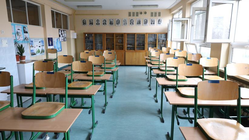 Szkoła a koronawirusa