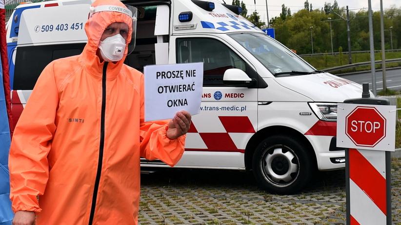 Koronawirus w Polsce, raport 30 lipca