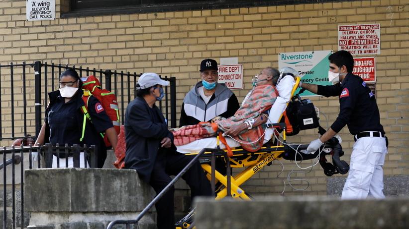 Koronawirus. W Nowym Jorku jest więcej ofiar Covid-19 niż ataku na WTC