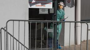 Pielęgniarka zmarła na COVID-19. 40-latka przebywała w izolacji domowej