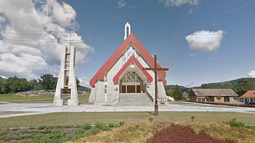 parafia w Męcinie