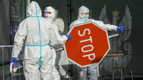 ''Jeśli tego nie zrobimy, grozi nam kolejna fala zakażeń koronawirusem''